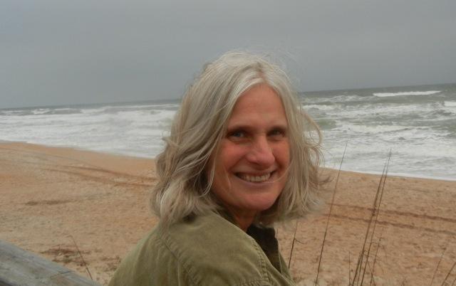 12-31-14 Ormond Beach FL beach - Joan (2)