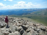 8-9-15 Mt. Bierstadt 14er Hike, CO (6)